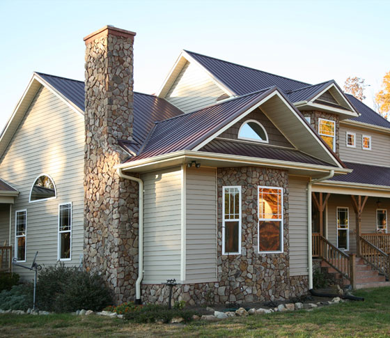 An example of a home to invest in foreclosures.
